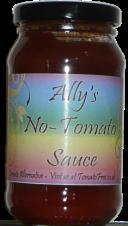Ally's No Tomato Sauce